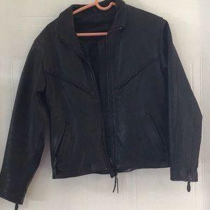 Jackets & Blazers - Women's leather jacket